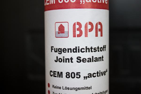 герметик BPA-CEM 805 «активный»