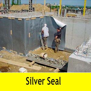 Гидроизоляционная мембрана Silver Seal