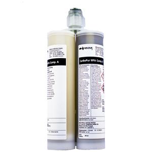 Двухкомпонентная полиуретановая смола