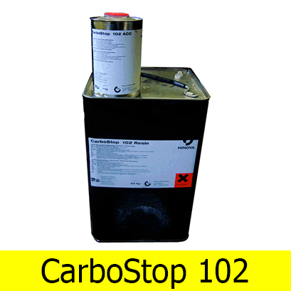 Однокомпонентная полиуретановая смола CarboStop 102