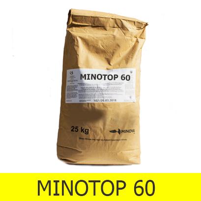 Заполнения пустот MINOTOP 60